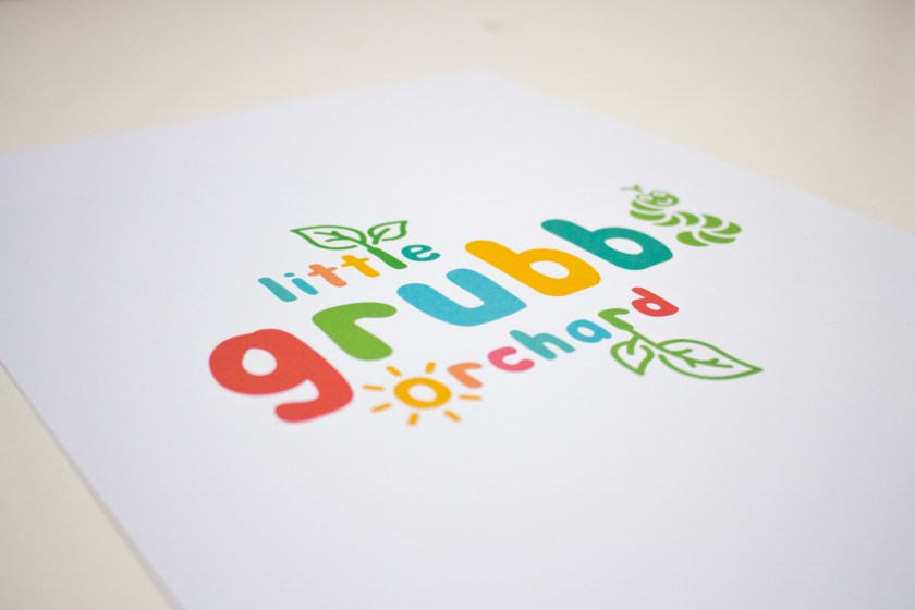 daycare logo Little Grubbs orchard