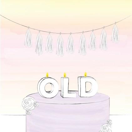 old-cake