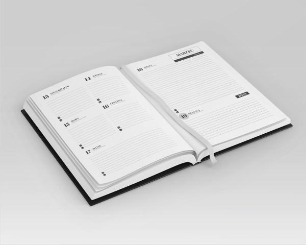kalendarz dla branży ślubnej
