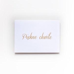 Etui na zdjęcia 15×21 – Białe PIĘKNE CHWILE