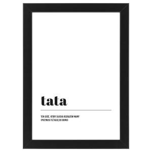 "Plakat ""Tata"" #027"