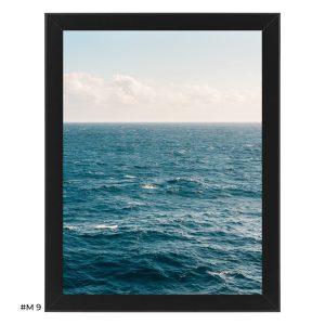 """Plakat """"widok na horyzont"""" #M9"""