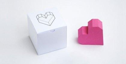 3d heart template