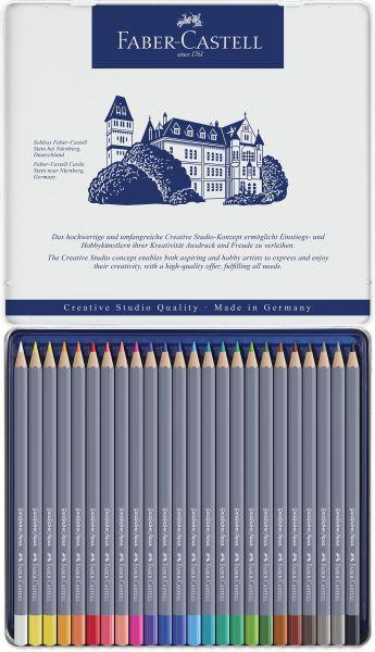Faber Castell Crayon De Couleur : faber, castell, crayon, couleur, Crayons, Couleur, Faber-Castell, Goldfaber, Papeshop