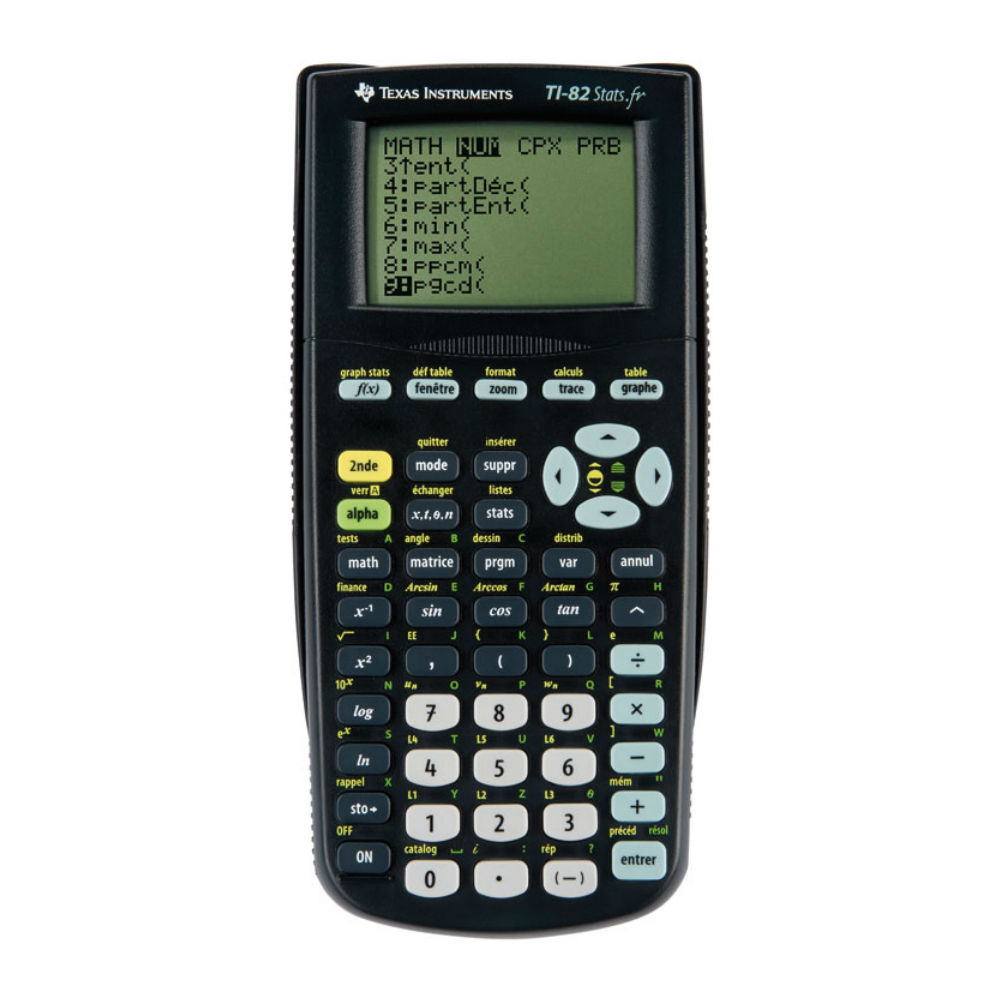 Calculatrices Papeterie Colbert