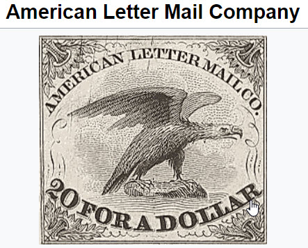 The American Letter Mail Company