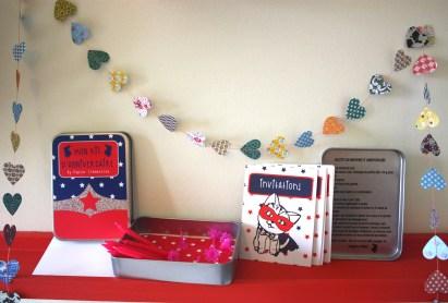 ambiance anniversaire wonder girl - Kits d'anniversaire