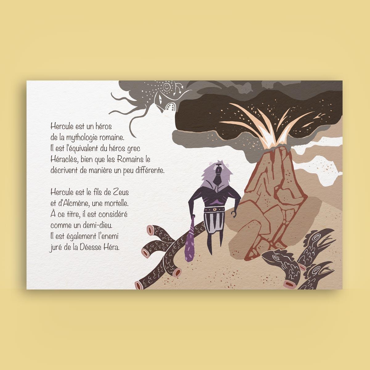 Ilustración Herakles