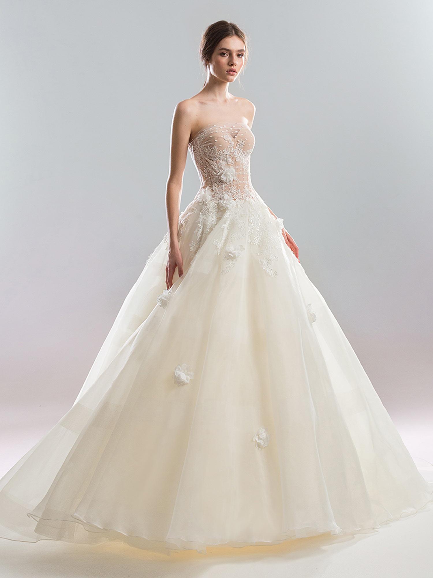 Elegant Ball Gowns | DressedUpGirl.com