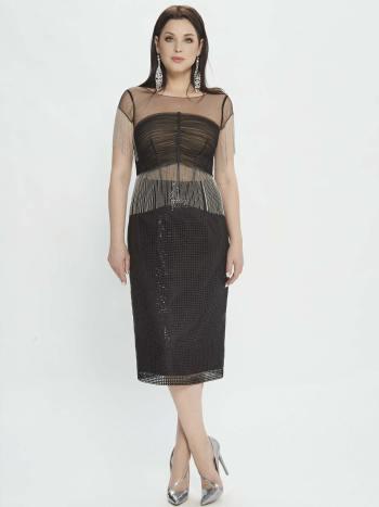dress with fringe