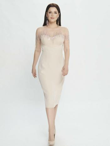 dress with sweetheart bodice