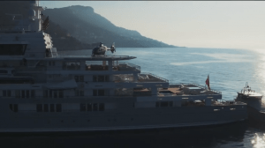 Superyacht Ulysses | Papilio Services Limited