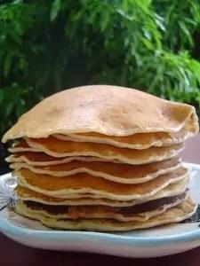 Crepe Flocon D Avoine : crepe, flocon, avoine, Pancakes, Flocons, D'avoine, Oeufs