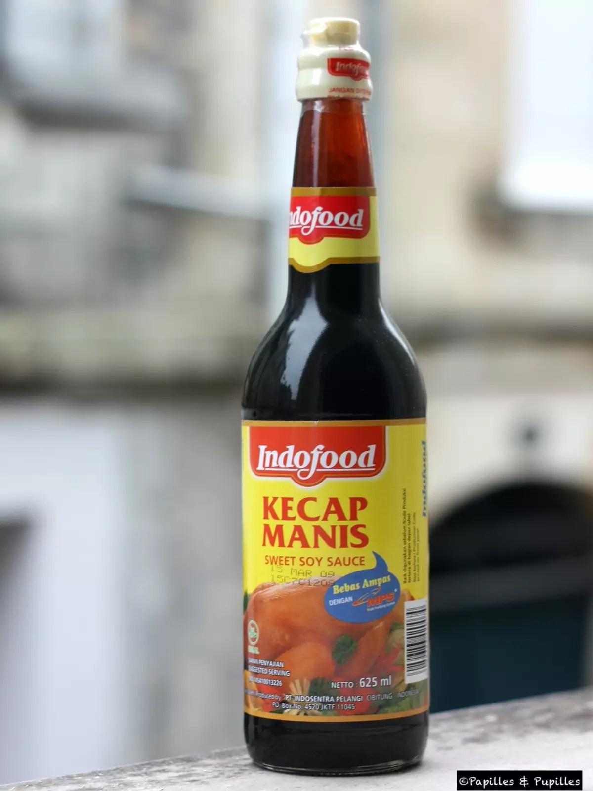 Par Quoi Remplacer La Sauce Soja : remplacer, sauce, Kecap, Manis, Sauce, Douce, (sucrée)