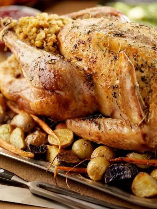 Cuisson Poularde Au Four : cuisson, poularde, Dinde, Recettes, Astuces, Maîtriser, Cuisson