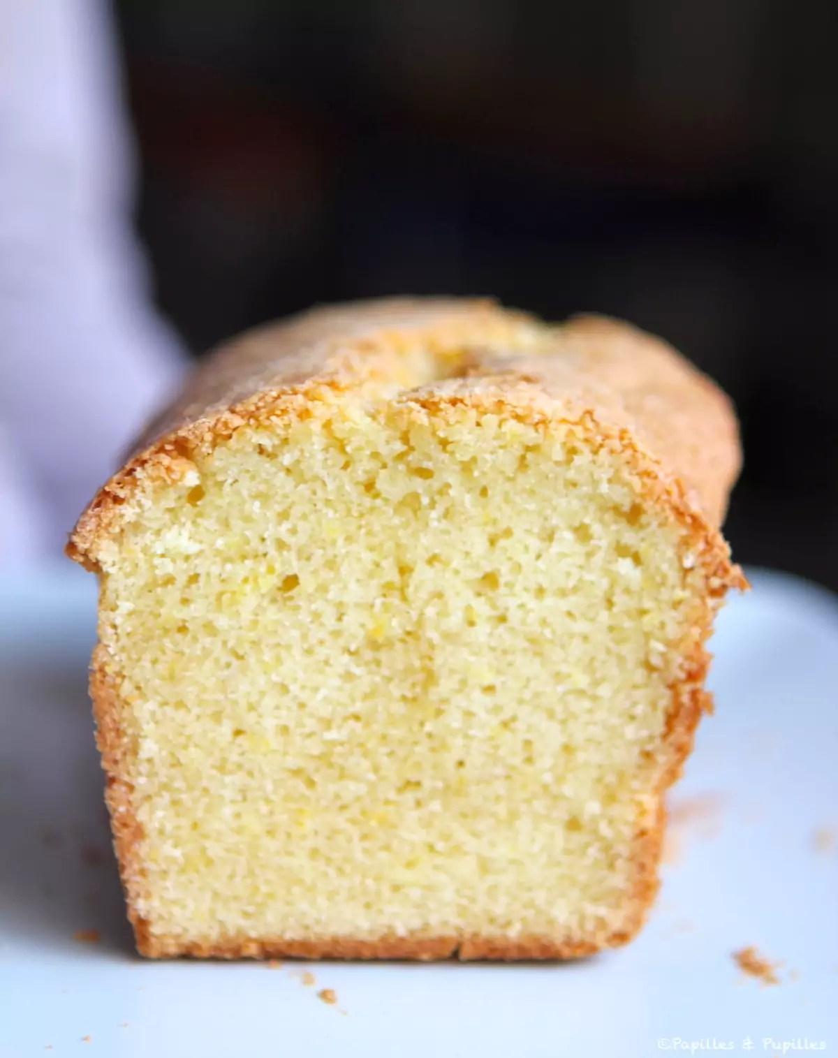 Cake Au Citron De Sophie : citron, sophie, Recette, Citron, Christophe, Felder