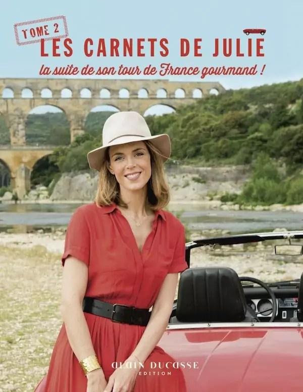 Les Recettes De Julie Andrieu : recettes, julie, andrieu, Carnets, Julie, (tome, Andrieu