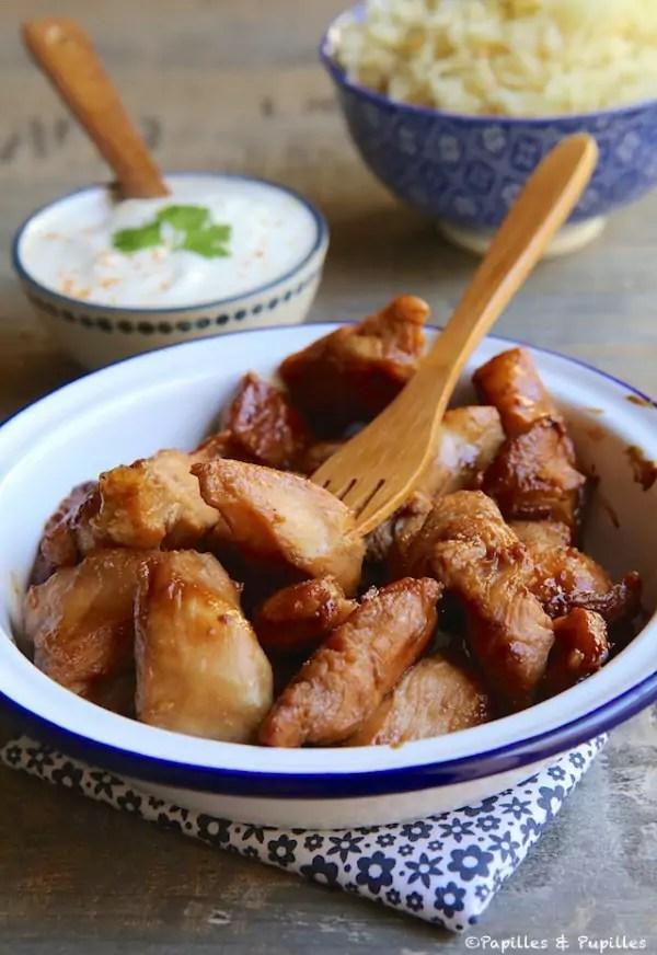 Par Quoi Remplacer La Sauce Soja : remplacer, sauce, Poulet, Sauce