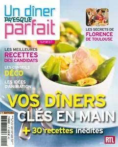Un Diner Presque Parfait Recette : diner, presque, parfait, recette, Dîner, Presque, Parfait,, Magazine