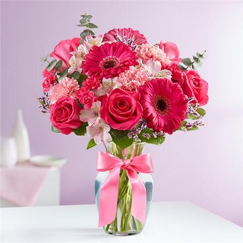 1 Valentines Flowers 800 Day Arrangements
