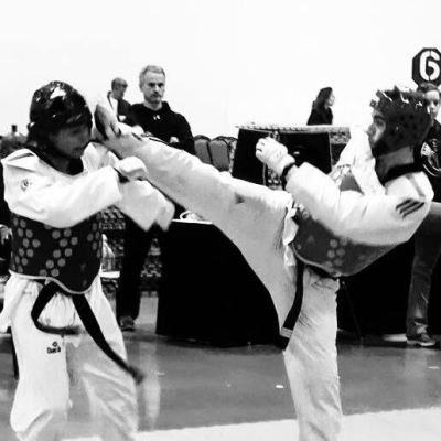Papillon MDC Inc. Was The Official Sponsor Of A Young Athlete In Taekwondo:  Alexandre Lavallée