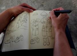Workshop para quem acha que nunca saberá desenhar e pintar