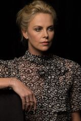 Charlize Theron – Photoshoot for USA Today 2015