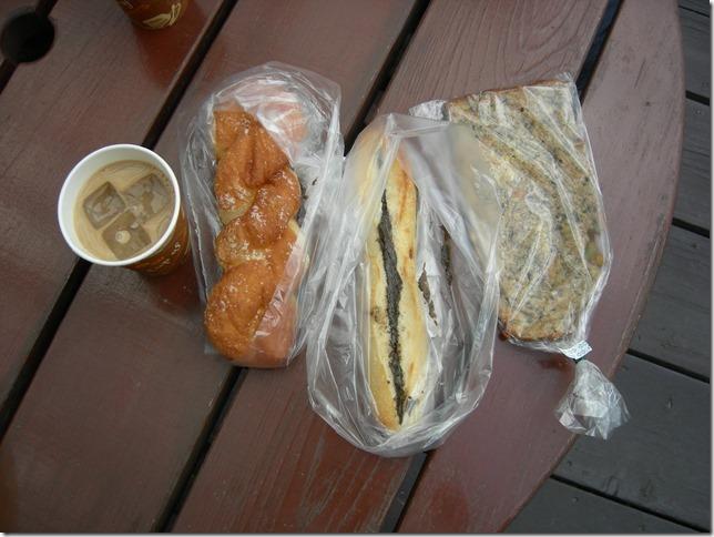 清泉寮パン工房のパン