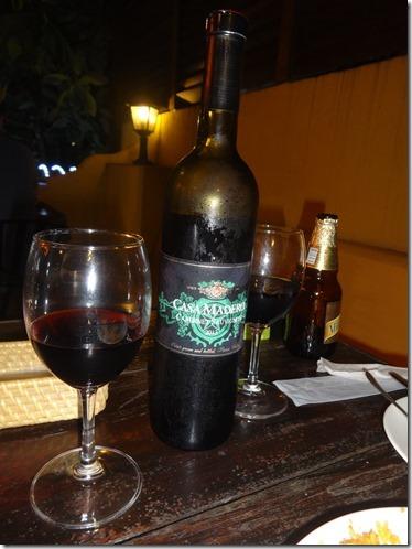 メキシコワイン『カーサマデロ』