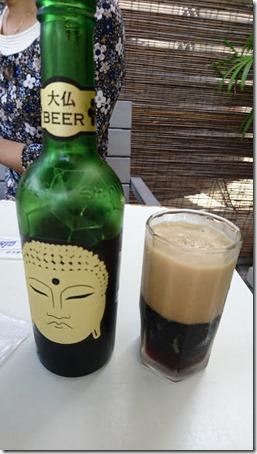 湘南名物黒ビールの大仏ビール