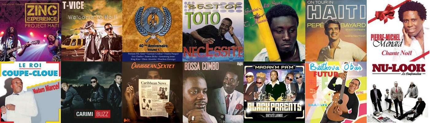 Mizik Lakay – MUSIQUE HAITIENNE