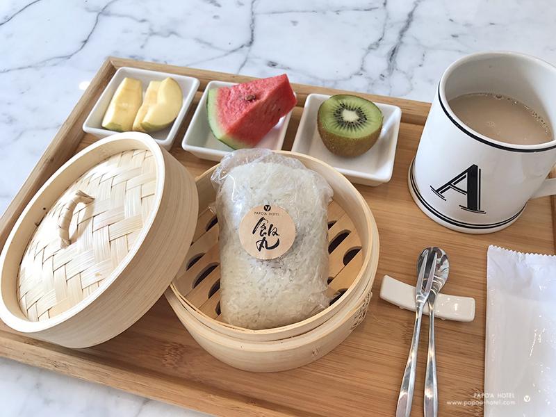 帕鉑舍旅特色早餐照片