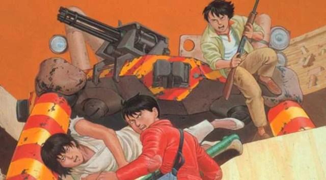 Akira - Taika Waititi fala como lidaria com o Filme