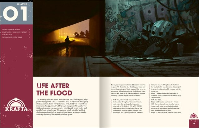Financiamento coletivo do RPG Things from the Flood