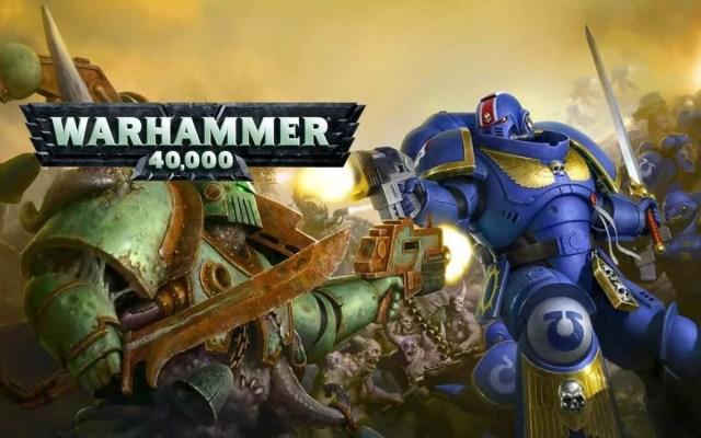 Série animada de Warhammer 40k está em produção