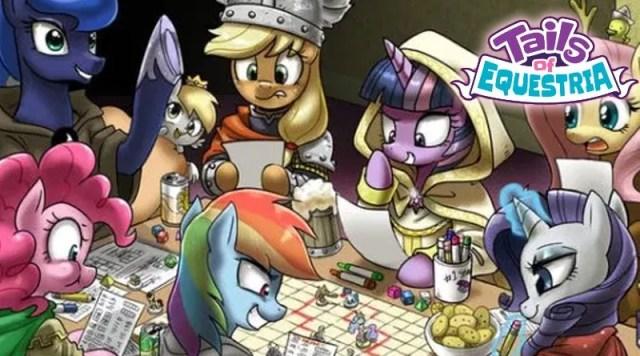 Tails of Equestria: Duas novas aventuras ganham versão digital!