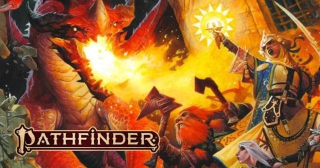 PATHFINDER 2: COMEÇA A PRÉ-VENDA PARA A NOVA LINHA DE RPG DA PAIZO!