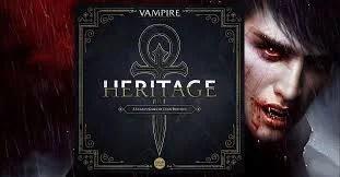 Vampire: The Masquerade -Heritage tem data de financiamento anunciada!
