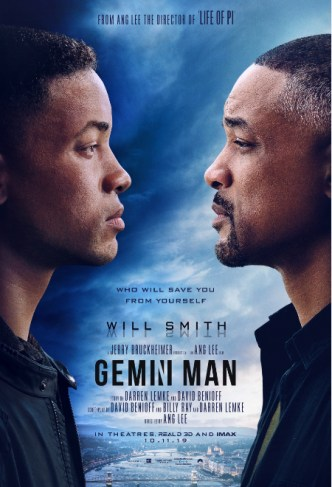 Will Smith contra Will Smith no trailer de 'Projeto Gemini'!