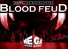 BLOOD FEUD: BOARDGAME PARA 32 JOGADORES É ANUNCIADO!