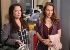 Holly Marie Combs e Alyssa Milano de Charmed em Grey's Anatomy