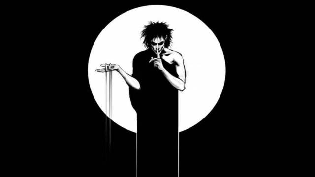 As vozes de Sandman!