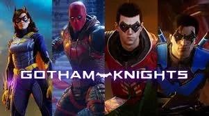 liberdas imagens de Gotham Knights!