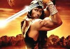 Conan O Bárbaro vai virar série!