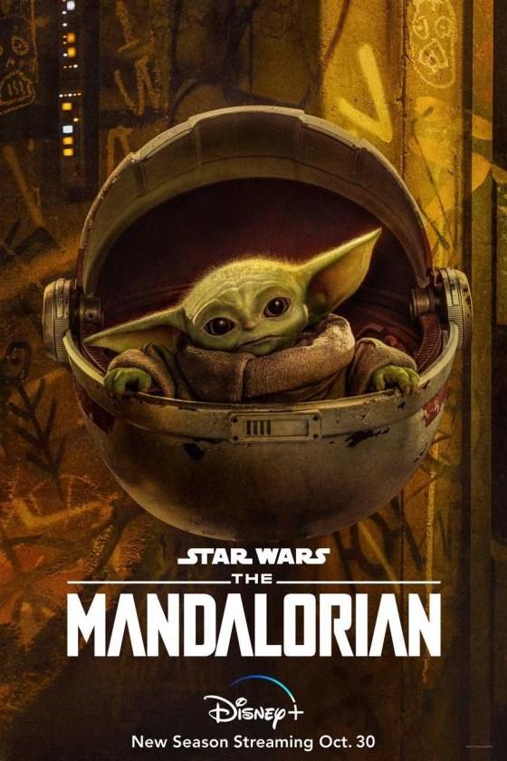 Caminhos de The Mandalorian!