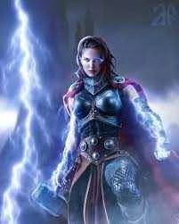 A Poderosa Thor!