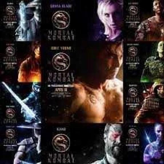 Mais um vídeo de Mortal Kombat!