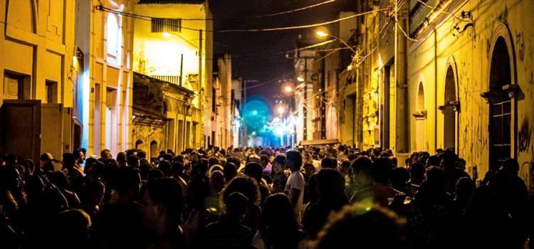 Dos mais badalados projetos culturais de Natal, o Circuito Cultural Ribeira está de volta
