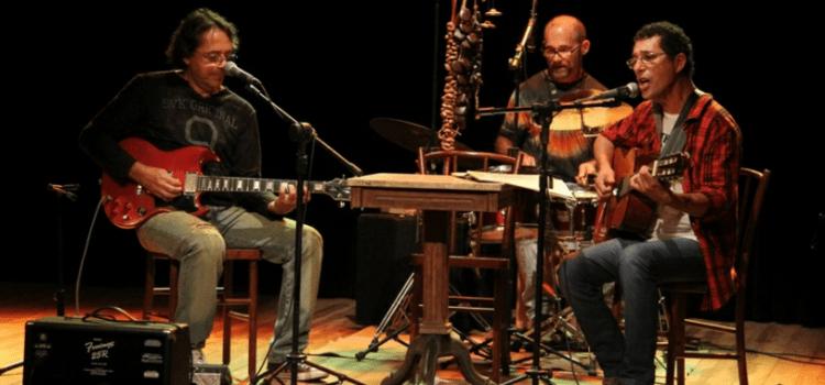 Cleudo e Nelson Coelho cantam a música nordestina nesta sexta no Bardallos