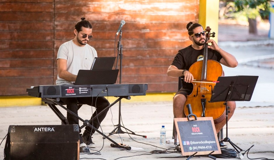duo cello e piano